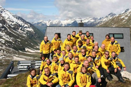 Gruppenfoto 2 Exped